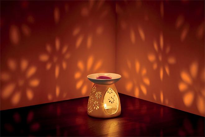 profumatori ambiente candela